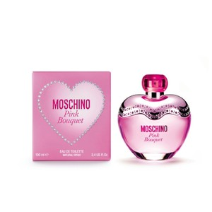 Moschino PINK BOUQUET BY MOSCHINO FOR WOMEN-EDT-100 ML-MADE IN ITALY