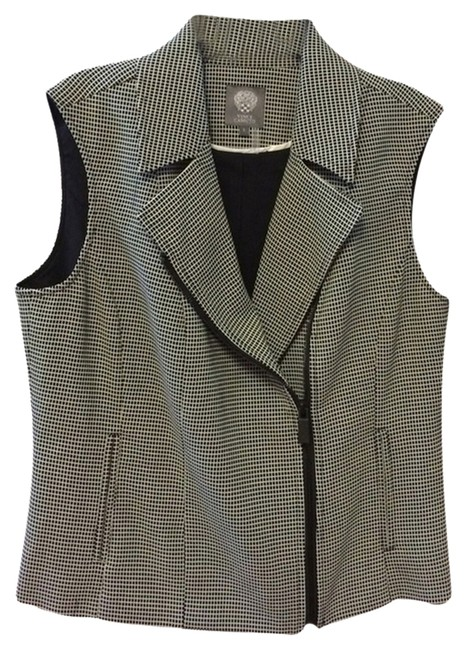 Preload https://item5.tradesy.com/images/vince-camuto-black-and-white-vest-2254819-0-0.jpg?width=400&height=650
