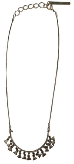BCBGeneration Half Circle Necklace