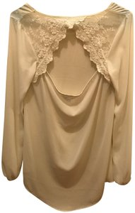 Charming Charlie Top White