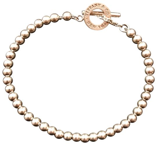 Tiffany And Company Toggle Necklace: Tiffany & Co. Sterling Silver Bead Toggle Bracelets