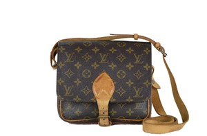 Louis Vuitton Cartouchiere Mm Cross Body Bag