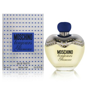 Moschino TOUJOURS GLAMOUR BY MOSCHINO FOR WOMEN-EDT-100 ML-ITALY