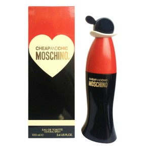 Moschino CHEAP AND CHIC MOSCHINO-FOR WOMEN-EDT-100 ML-MADE IN ITALY