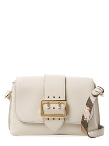 Burberry Buckle Leather Classic Cross Body Bag