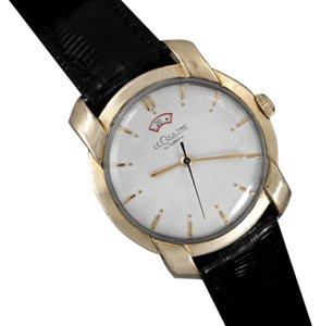 Jaeger-LeCoultre 1953 Jaeger-LeCoultre Vintage Powermatic Watch, 10K Gold Filled - The