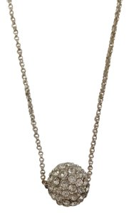 Anne Klein Sphere Pendant Necklace