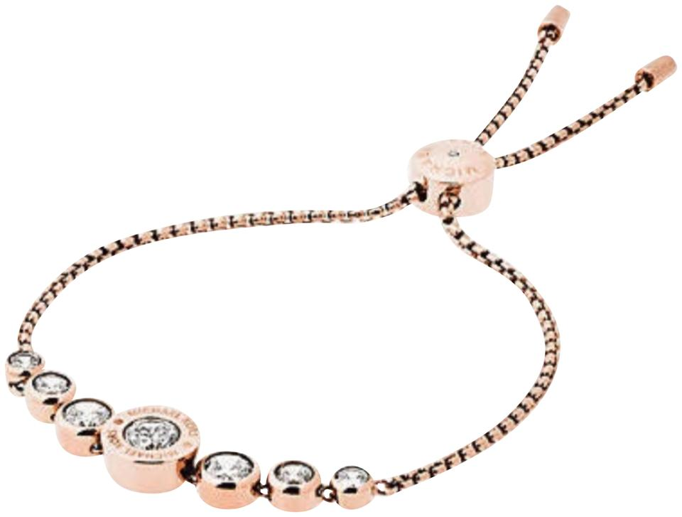 Michael Kors Brilliance Tennis Bracelet