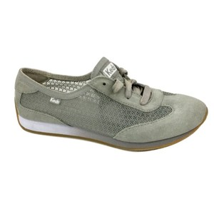 Keds gray Wedges