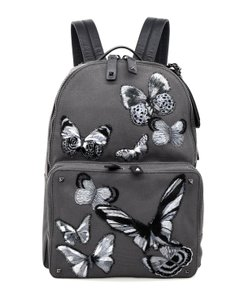 Valentino Embroided Backpack