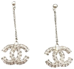 d32745187 Chanel CC Logo Earrings - Up to 70% off at Tradesy