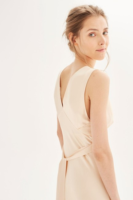 Topshop Embroidered Silk Wedding Classy Dress Image 2
