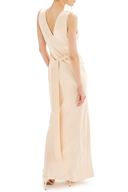 Topshop Embroidered Silk Wedding Classy Dress Image 5