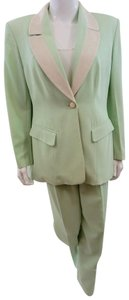 Escada Escada Seafoam Pastel Green Four Piece Suit