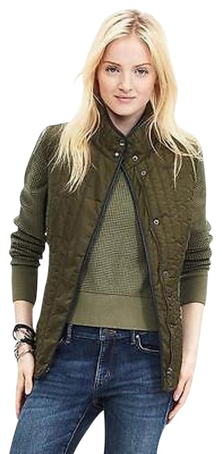 Item - Green XL Quilted Field Seaweed Vest Size 16 (XL, Plus 0x)