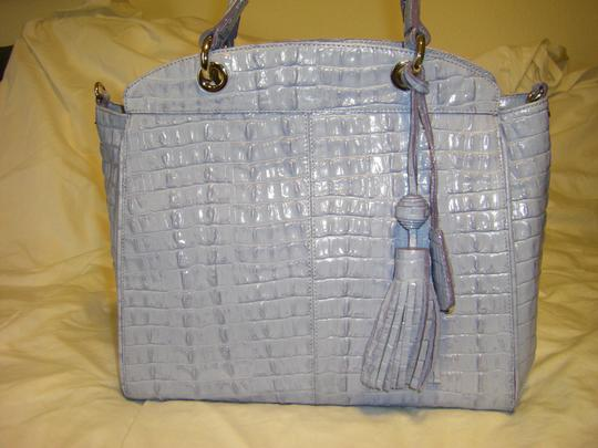 Brahmin Crossbody Sloane Strada Melbourne Ko4626pr. Tags Attached But Does Not Include Registration Card Satchel in PROVENCE