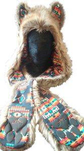 SpiritHoods Coyote Tuscan Collectors Edition by SpiritHoods