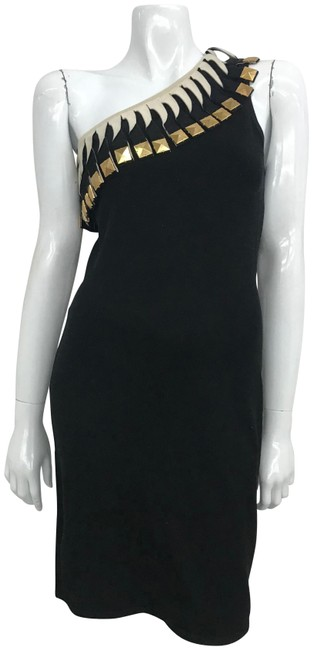 Preload https://img-static.tradesy.com/item/22554044/temperley-london-black-agnelli-mini-with-studs-mid-length-short-casual-dress-size-6-s-0-1-650-650.jpg