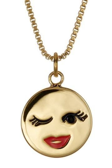 Preload https://img-static.tradesy.com/item/22554306/kate-spade-gold-plated-what-a-flirt-necklace-0-0-540-540.jpg