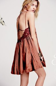 Free People short dress martini on Tradesy