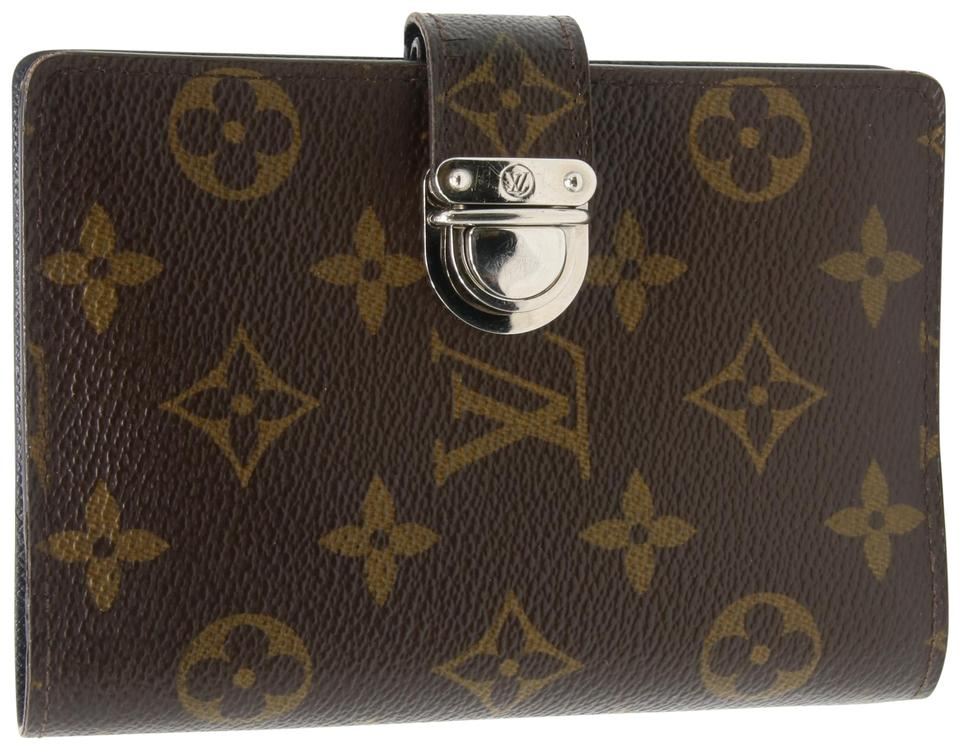 c30fe17f30c2 Louis Vuitton Monogram Koala Signature Lv Small Ring Agenda Cover ...
