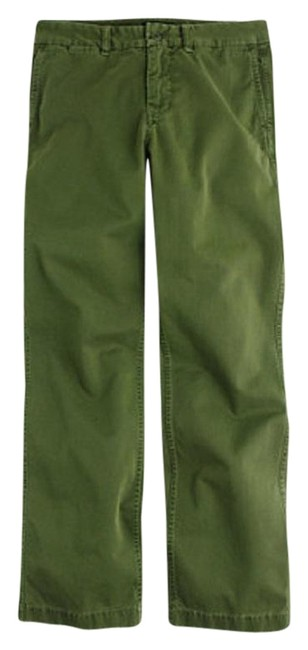 Item - Olive Chino Pants Size 4 (S, 27)
