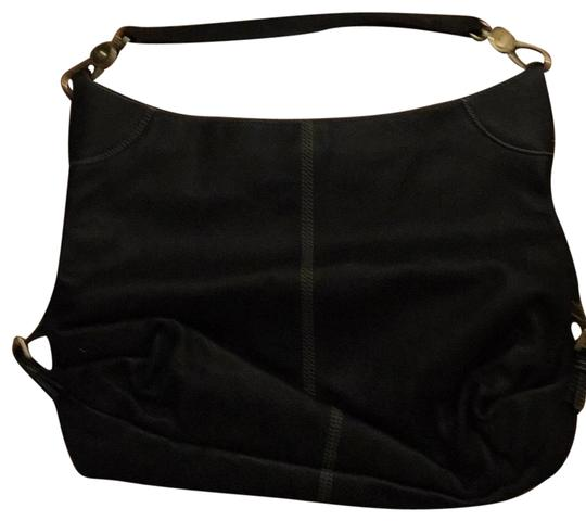 Preload https://img-static.tradesy.com/item/22554649/dooney-and-bourke-large-over-night-black-lambskin-leather-hobo-bag-0-1-540-540.jpg