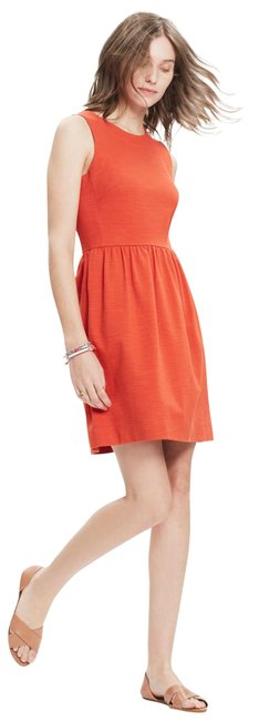 Preload https://img-static.tradesy.com/item/22554718/madewell-red-afternoon-short-casual-dress-size-0-xs-0-1-650-650.jpg