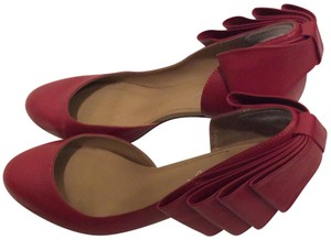 Shoes of Prey Red Pumps