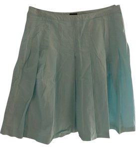 Mossimo Supply Co. 100% Cotton Skirt Tiffany Blue