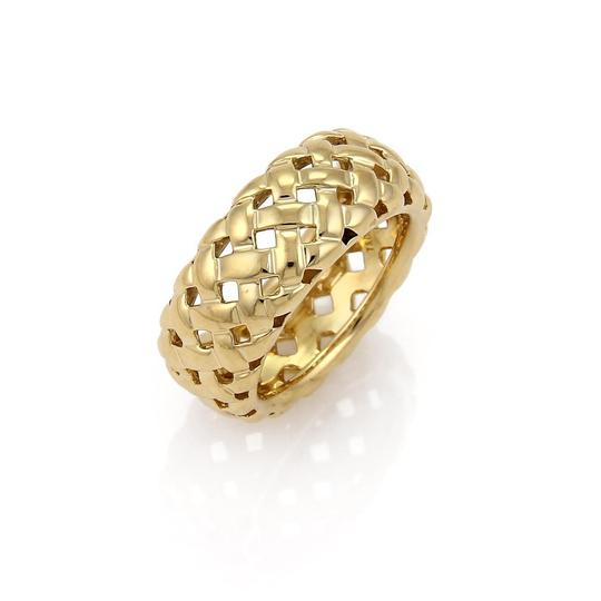 Preload https://img-static.tradesy.com/item/22554996/tiffany-and-co-21539-m-vannerie-18k-gold-85mm-band-ring-0-1-540-540.jpg