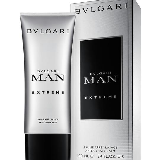 BVLGARI BVLGARI MAN EXTREME A/SHAVE BALM FOR MEN-100 ML-MADE IN ITALY