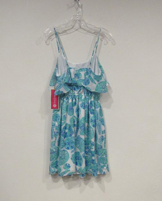Lilly Pulitzer for Target short dress Blue, Green, White on Tradesy