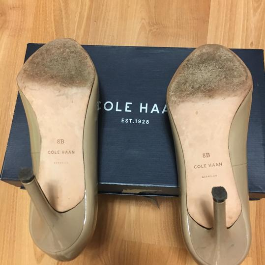 Cole Haan Maple Sugar Pumps