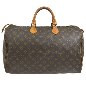 Louis Vuitton Speedy 40 Speedy 40 Satchel in brown