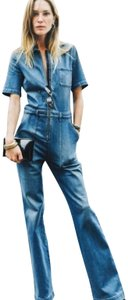 Stella McCartney Overalls Runway Jean Dress