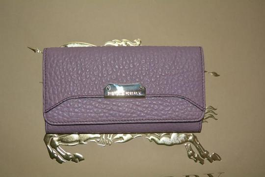 Burberry NWT BURBERRY WOMENS PENROSE LEATHER CONTINENTAL WALLET Image 1