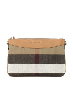 Burberry Canvas Cross Body Bag