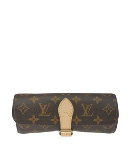 Louis Vuitton Louis Vuitton M47530 Etui 3 Monogram Case (140184)