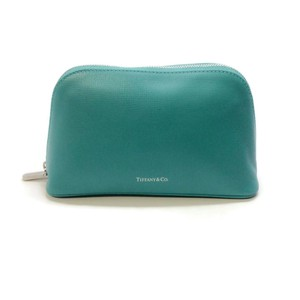 Tiffany & Co. Zip Top Pouch
