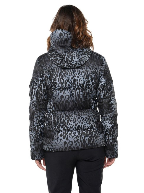 Obermeyer Down Filled Removable Hood Jacket Insulated Coat