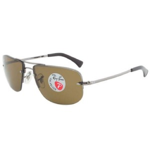 Ray-Ban New Ray Ban Polarized (RB 3497) Designer Sunglasses, Made in Italy