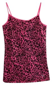 Justice Top Pink and Black