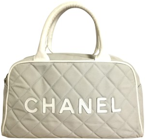 Chanel Satchel in Grey