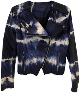 a5f0fb06fd2f Blue Women s Outerwear - Up to 70% off at Tradesy