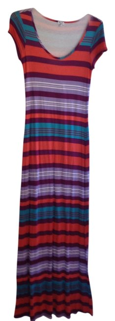 multi Maxi Dress by Splendid