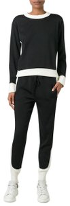 DKNY Track Suit Chic Casual Sweater