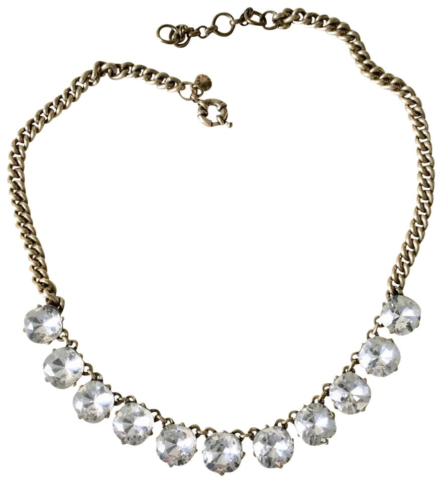rhinestone products sweet necklace spark simple