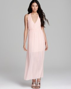 Alice + Olivia Pink/blush Alice & Olivia Dress-silk Dress