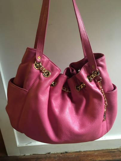 006b12a15567 Michael Kors Pink Bag With Gold Chain | Stanford Center for ...